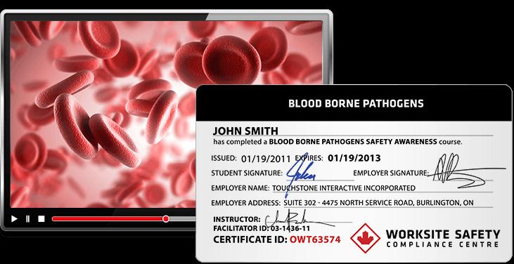 bloodborne pathogens | worksite safety