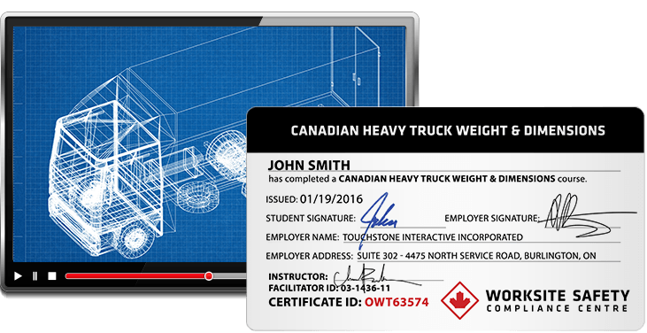 Truck and Trailer Weight