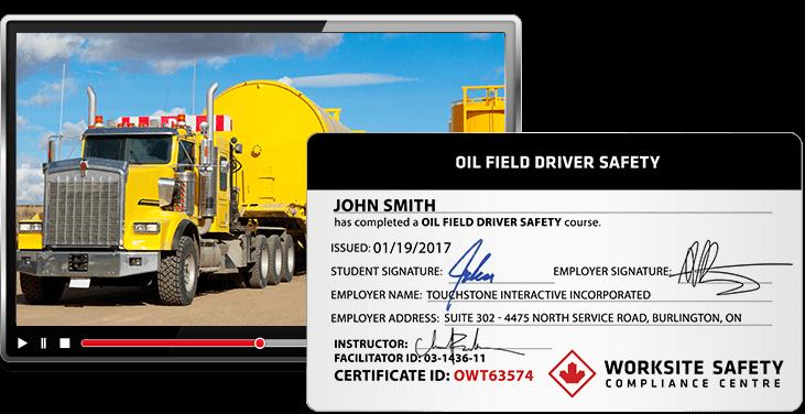 Oilfield Driver