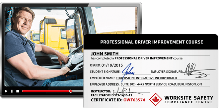 Professional Driver