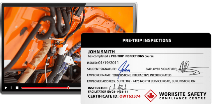 Pre-Trip Inspections