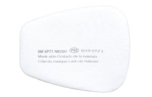 3M PreFilter for Gas Masks and Particulate