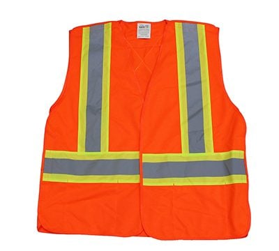 tear away safety vest