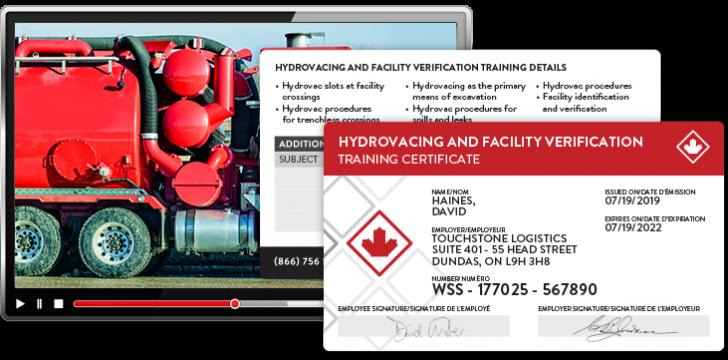 hydrovac operator training